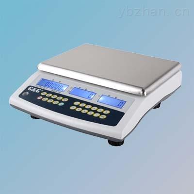 TJ30KY-1型-電子計數天平 電子秤 30kg/1g 交直流兩用