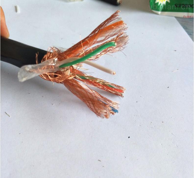 現貨DJFFP22耐高溫鎧裝計算機屏蔽電纜