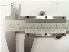 上海汉仪承装承试承修二级游标卡尺
