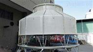 200T低噪音冷却塔-商场空调用圆形冷却水塔