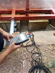 HZM-100手持式超声波流量计外敷式测量