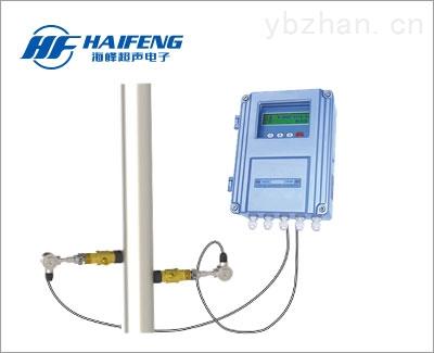 鹤岗市TDS-100F1AC插入式超声波流量计/水表,自来水公司水计量设备