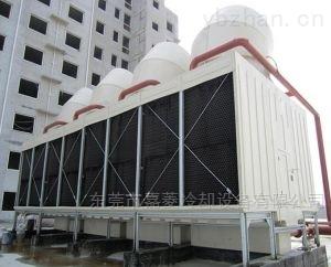 东莞LXRT系列150T横流式超低噪音方形冷却塔全国直销