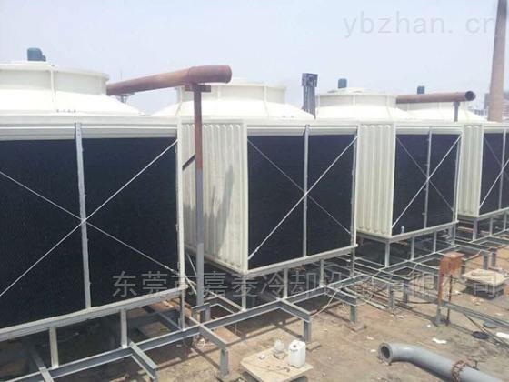 湖南150T方形冷却塔购买-横流式方塔厂价直销