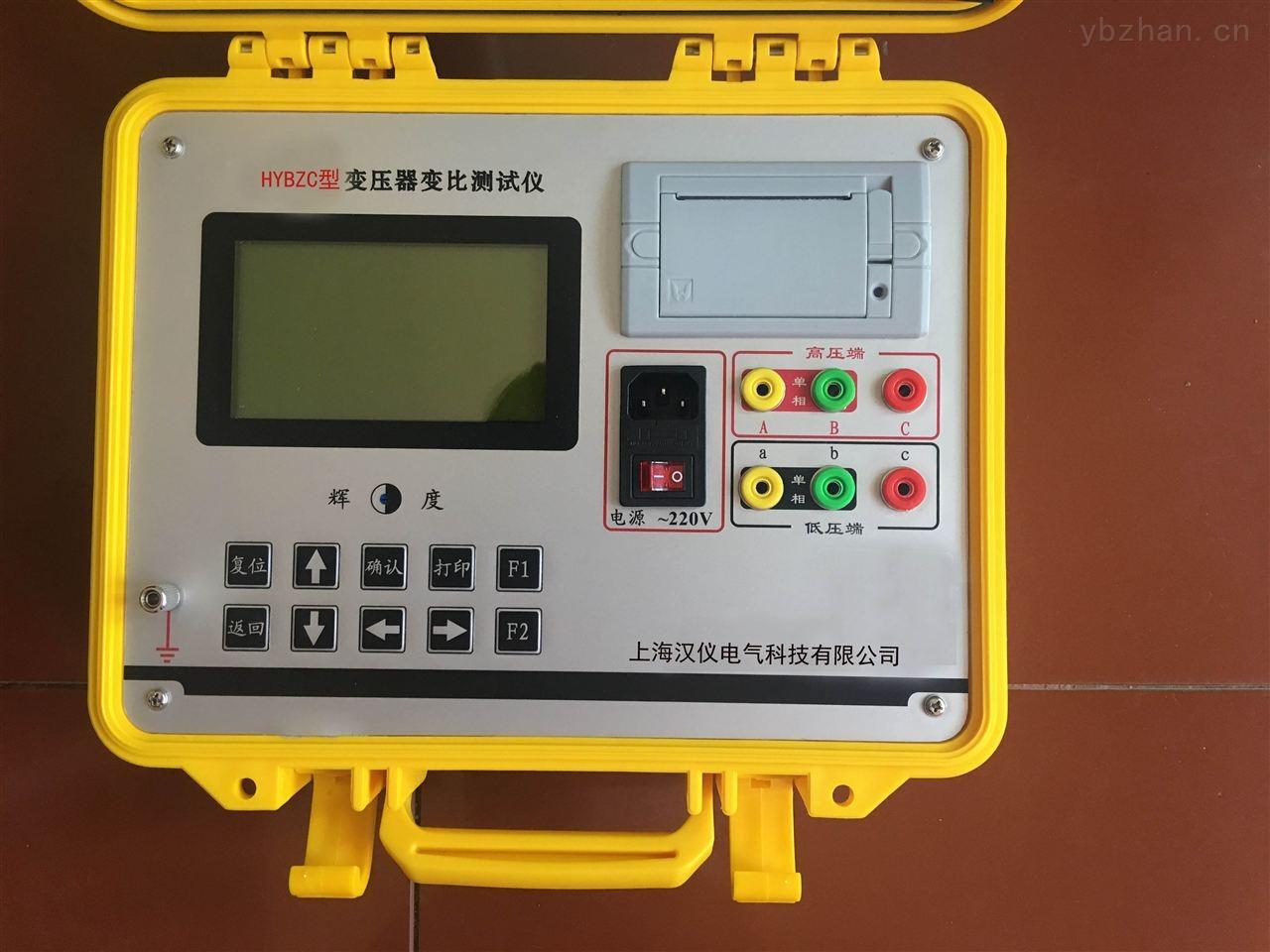 黑龍江省承試電力設備變壓器變比測試儀