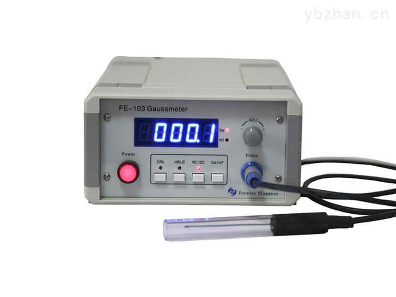 FE-103台式高斯计测量磁感应强度