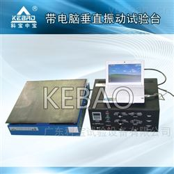 深圳垂直电磁振动试验台