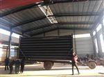 6吨生物质秸秆锅炉布袋除尘器加降温阻火器