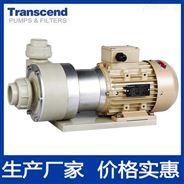 东莞创升耐酸碱 1HP塑料磁力泵