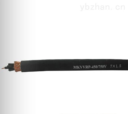 MKVVRP -19*0.75mm2煤礦用控制電纜