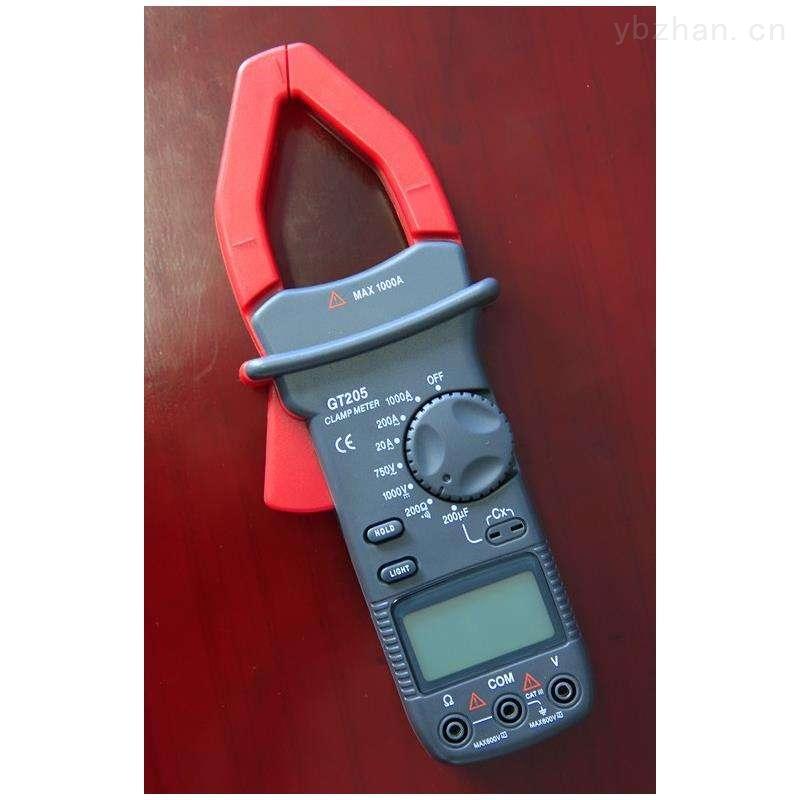 承裝五級修試鉗形電流表