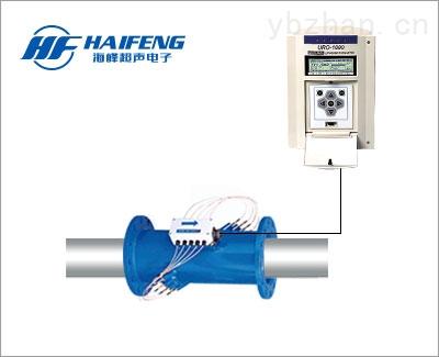 连云港市TDS-100海峰多声道超声波流量計5声道超声波流量計厂家供应