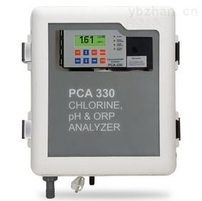 PCA320-哈納懸掛式酸度余氯總氯三合一監測儀