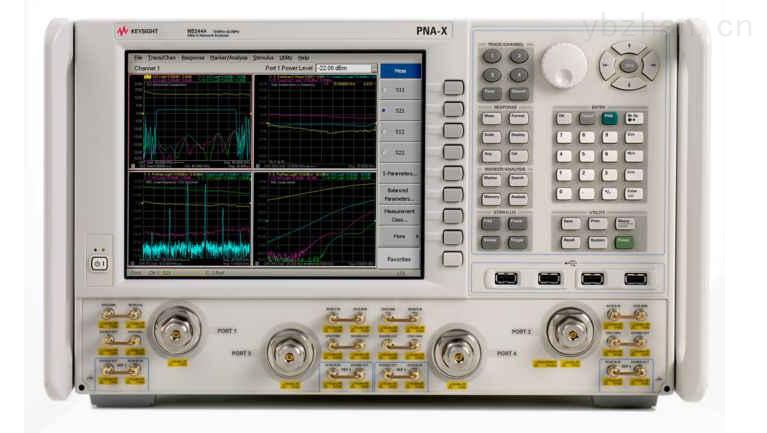 N5244A-是德网分 N5244A PNA-X 微波网络分析仪