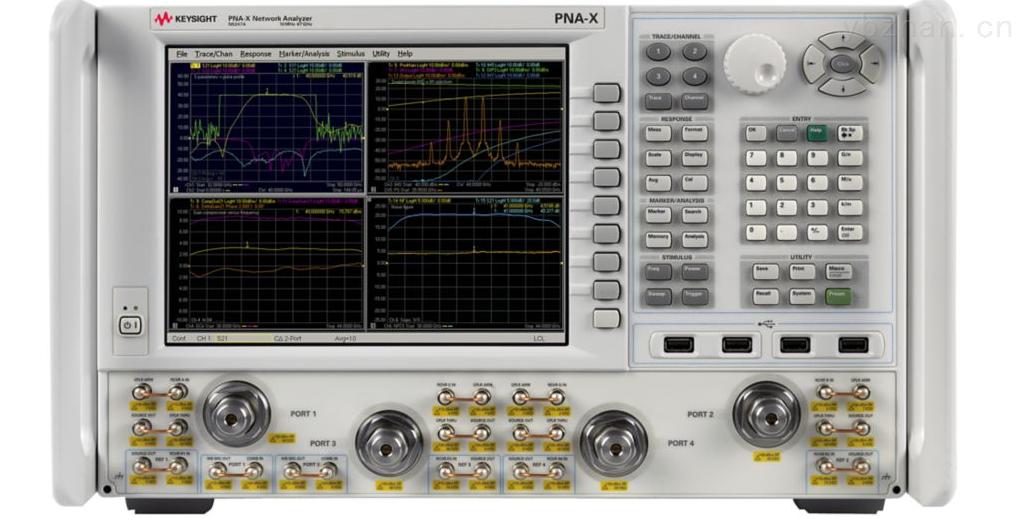 N5247A-是德网分 N5247A PNA-X 微波网络分析仪
