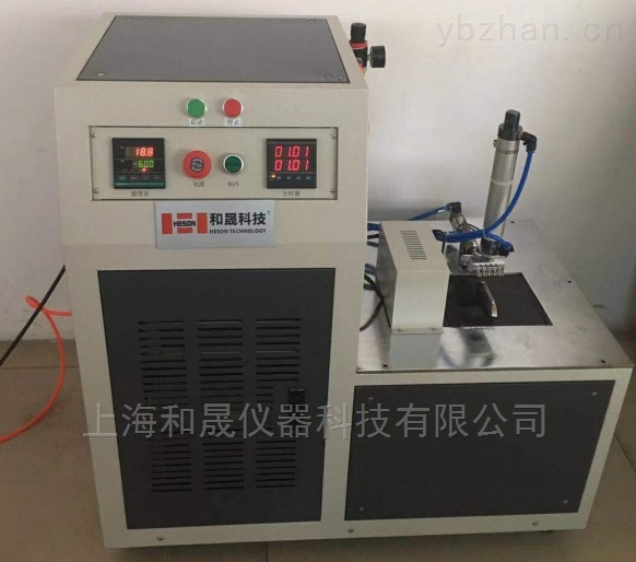 橡胶低温脆性测试仪