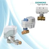 MVI421.25西門子電動二通閥應用