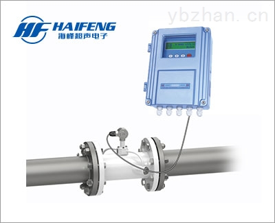 舟山市固定管段式超声波流量计厂家排名TDS-100F
