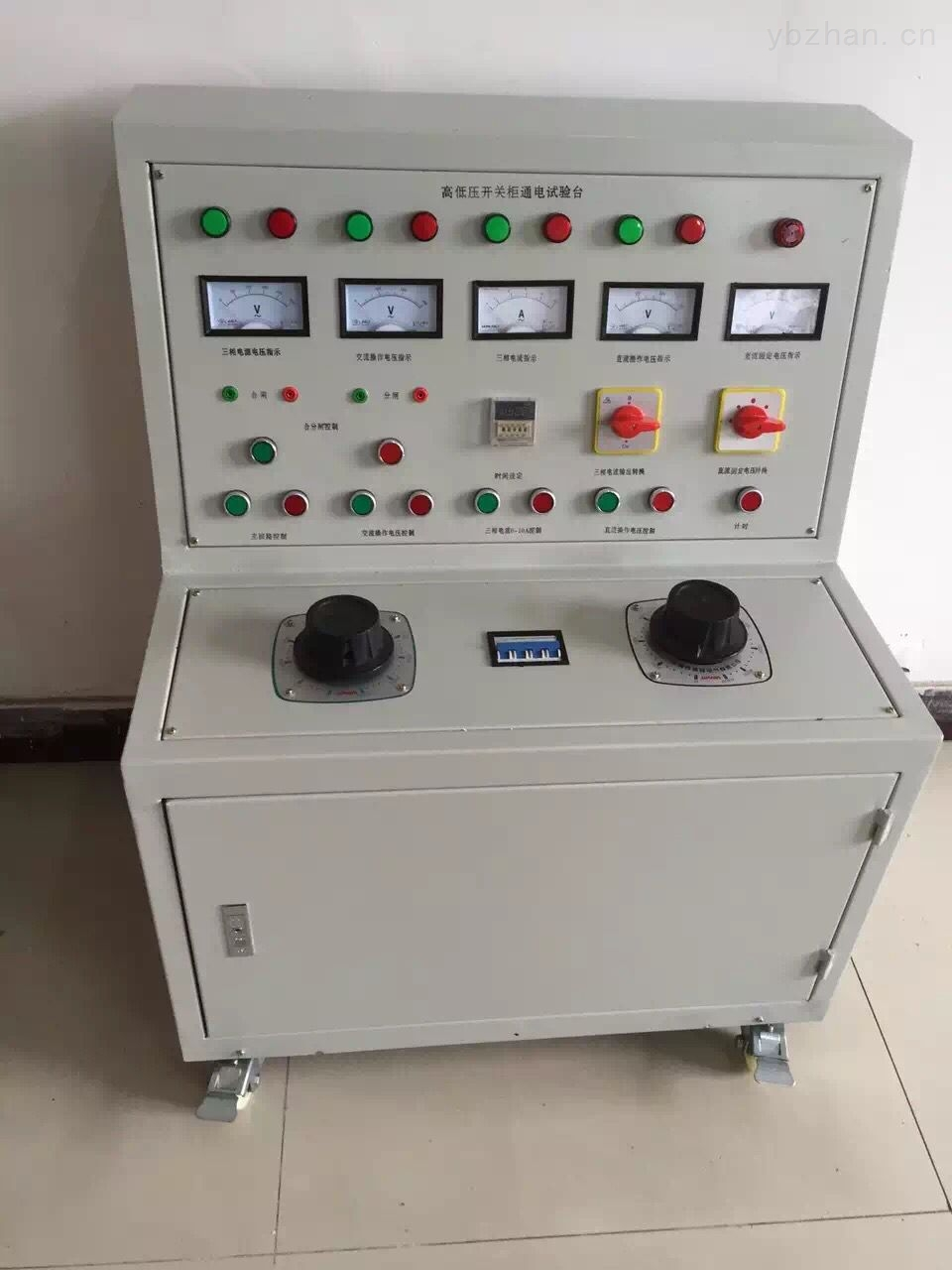 AC380V开关柜通电试验台