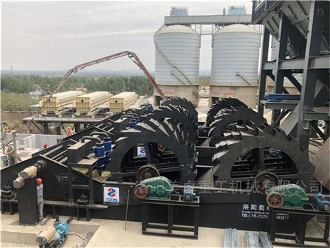 广东洗砂设备报价 广州环保洗砂机多少钱