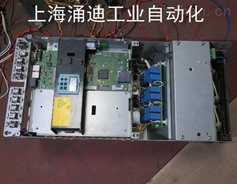 西门子6RA70老是跳闸故障维修