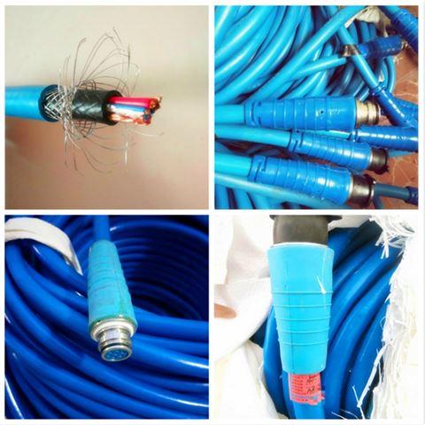 多芯阻燃控制电缆ZR-KVV-10x1.5