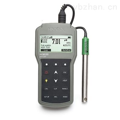 哈纳HANNA便携式PH/ORP测定仪