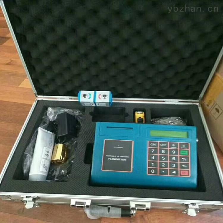 菏泽市TDS-100P厂家直销便携式超声波流量计/液体计量便携式流量计