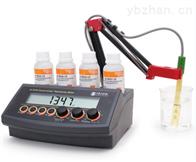 HI2316哈纳台式电导率电阻率测定仪