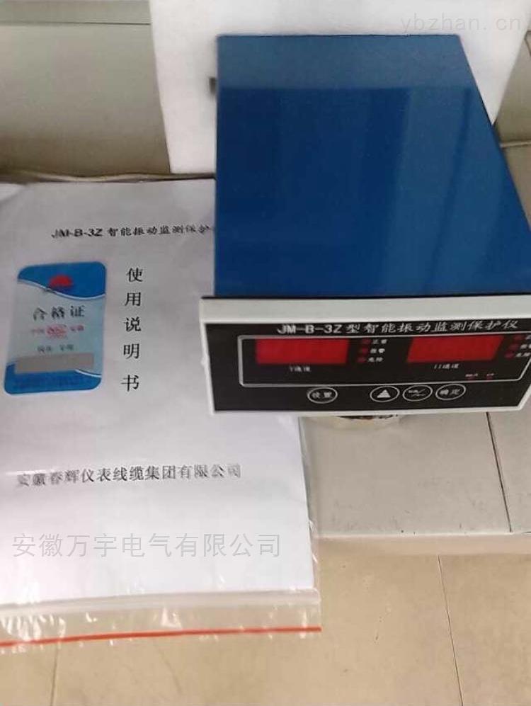 智能振动监测保护仪(双通道)