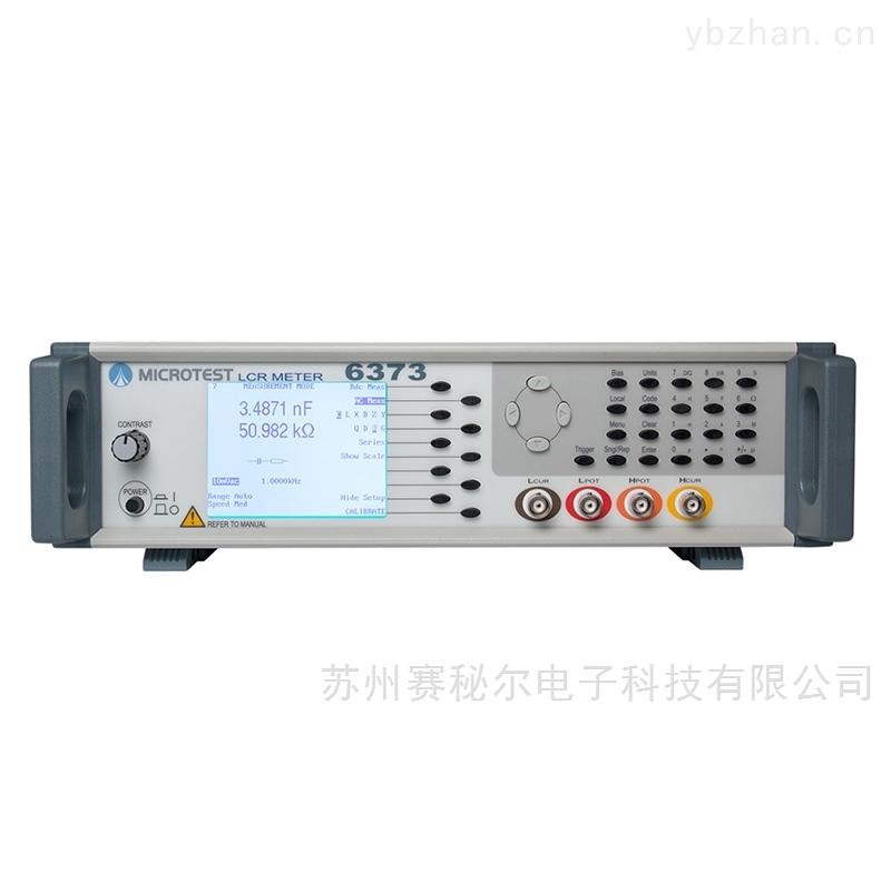 中国台湾益和 LCR电桥6373 测试频率20Hz~20kHz