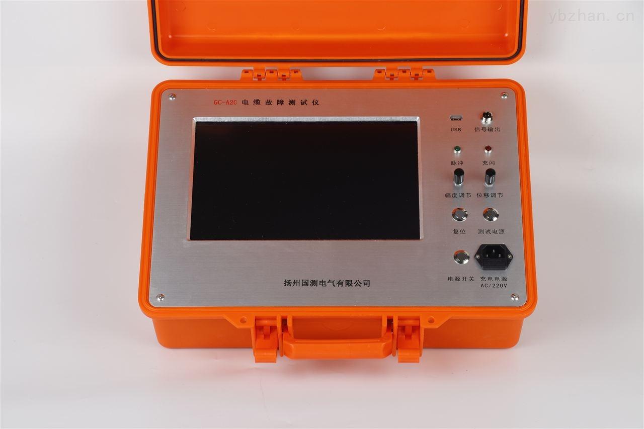 智能型彩屏直埋电缆故障测试仪