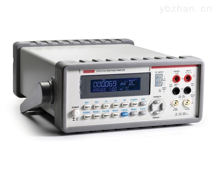 吉時利2110-220型5位半USB數字萬用表