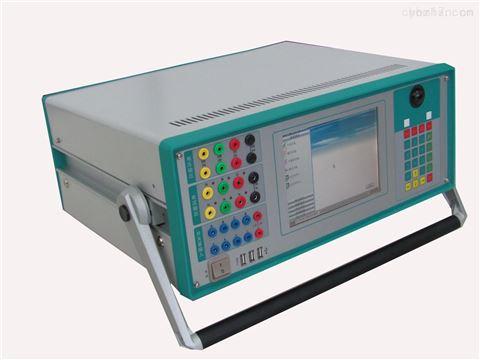 安徽省承试电力设备六相继电器保护试验装置