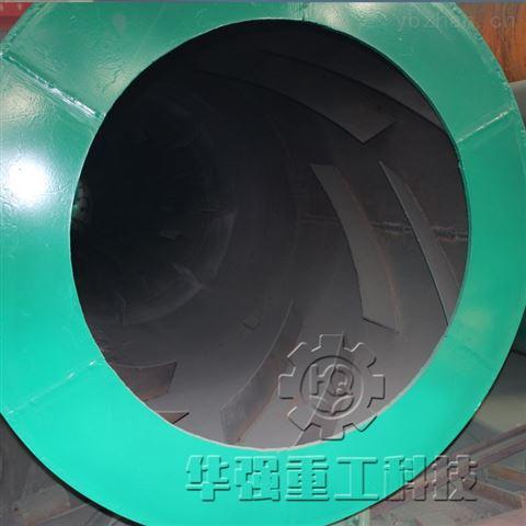 有機肥設備多少錢華強直銷滾筒烘干機產量高