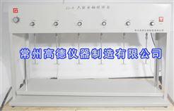 JJ-4六联异步电动搅拌器