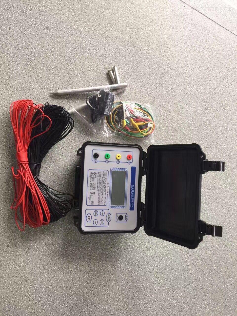 JY双钳接地电阻测试仪
