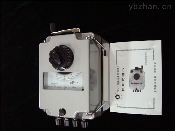 多功能型接地电阻测试仪