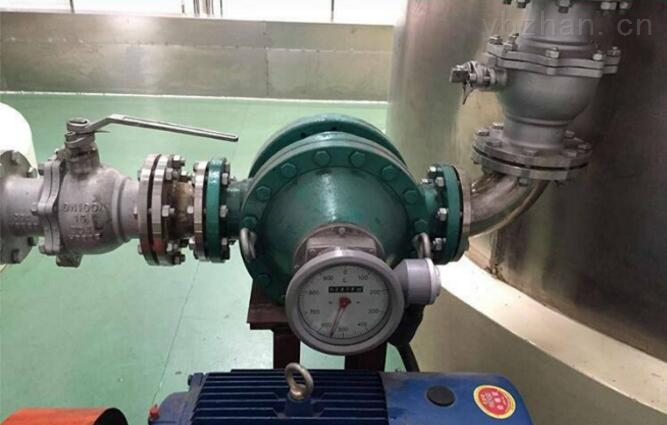 燃料油管道计量表