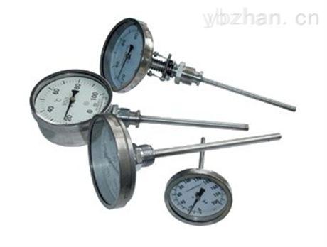 不锈钢双金属温度计厂家报价