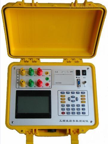 输电线路工频参数测量仪使用介绍
