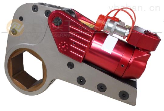(中空式)可设定扭力的大功率液压扭力扳手