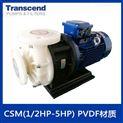 PVDF強酸強堿磁力泵,創升17年專業經驗