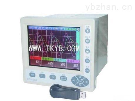 SWP-TSR 智能化 TFT 真彩色无纸记录仪