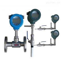 插入式热式气体质量流量表传感器