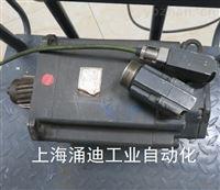 西門子伺服電機啟動不轉有翁翁聲響維修