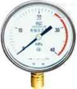 北京AB 2000系列不锈钢压力表