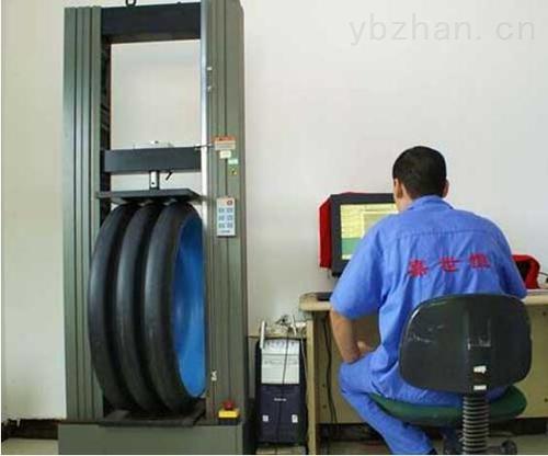 热塑性塑料管材环刚度试验机