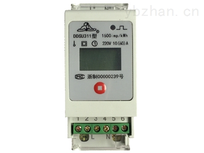 DDSU311型单相电子式电能表
