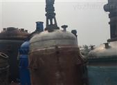 回收二手不锈钢反应釜实验釜
